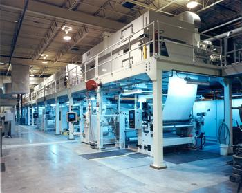 Converting Line Complete Coating and Laminating Solutions