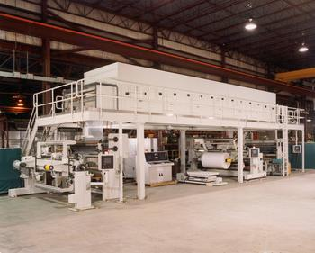 Complete Converting Lines Coating Line