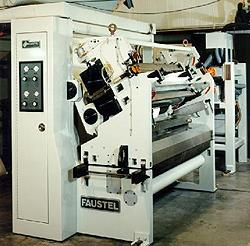 Coating Equipment Cartridge Coater with Nip-Fed Reverse Roll