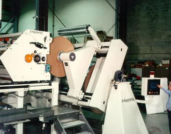 Unwinder Equipment Winder Machines