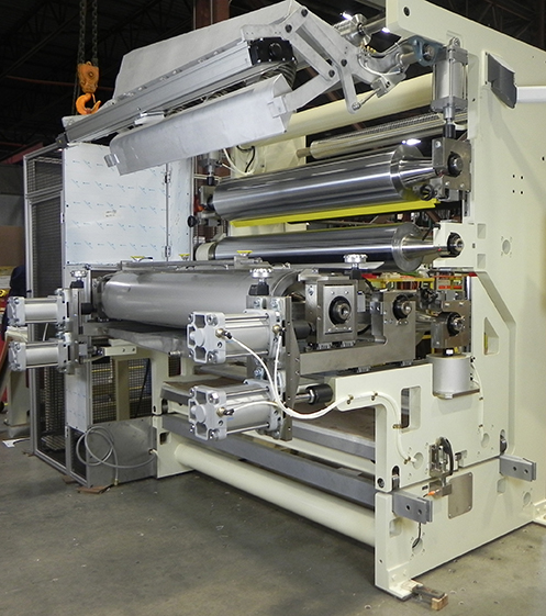Coating Equipment Five Roll Coater
