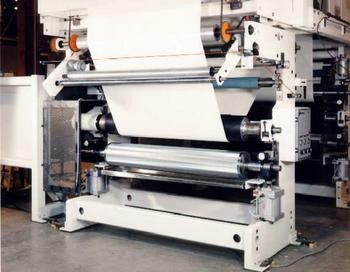 coating equipment Direct Gravure Coater with smoothing bar