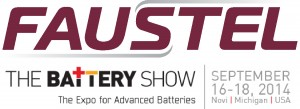 Faustel to Exhibit at The Battery Show